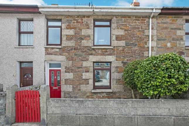 Thumbnail Terraced house for sale in Redruth, Cornwall