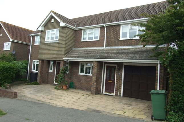 Thumbnail Detached house for sale in Filsham Road, St Leonards-On-Sea