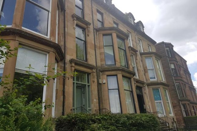 Thumbnail Flat to rent in Kelvin Drive, Glasgow