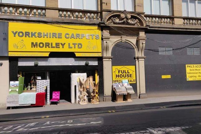 Thumbnail Retail premises for sale in Albion Street, Morley, Leeds