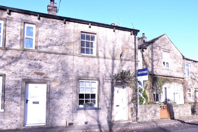 Thumbnail Terraced house for sale in South Street, Gargrave, Skipton