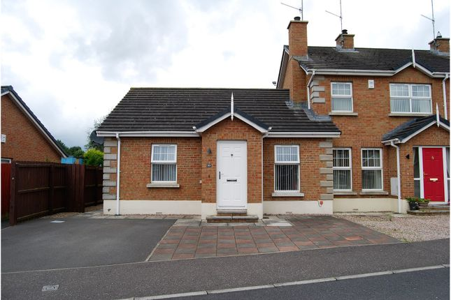 Thumbnail Semi-detached bungalow for sale in Monree Hill, Donaghcloney