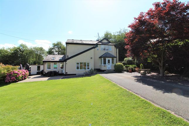Thumbnail Semi-detached house for sale in Horsley, Marford, Wrexham