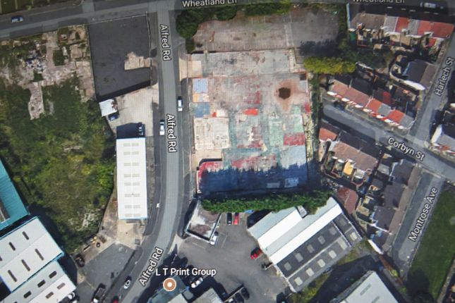 Thumbnail Land for sale in Hawthorne Grove, Wallasey