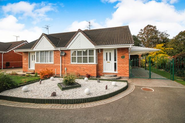 Thumbnail Semi-detached bungalow for sale in Dewberry Court, Hull