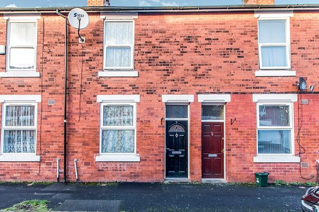Thumbnail Terraced house for sale in Holywood Street, Rusholme, Manchester