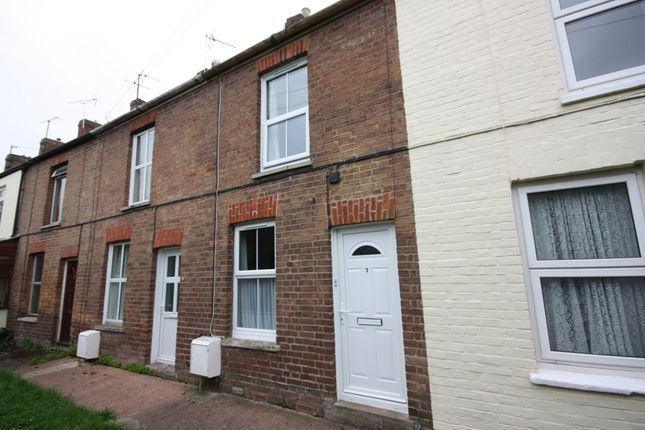Thumbnail Terraced house to rent in Home Cottages, Taunton