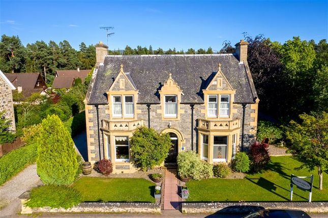 Thumbnail Detached house for sale in Grantown-On-Spey, Moray