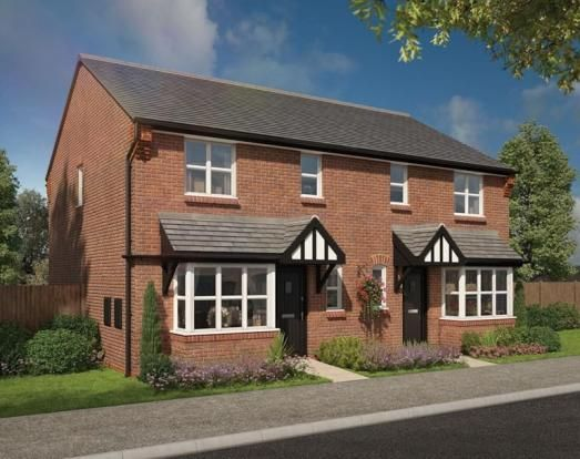 Thumbnail Semi-detached house for sale in Gunco Lane, Macclesfield