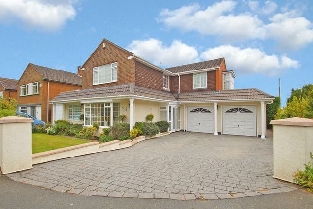 Thumbnail Detached house for sale in Fordhouse Road, Bromsgrove