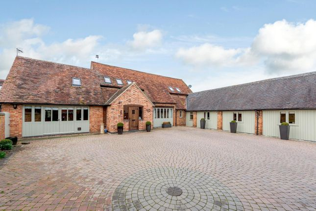 Thumbnail Barn conversion for sale in Cawston, Cawston Old Barns, Warwickshire