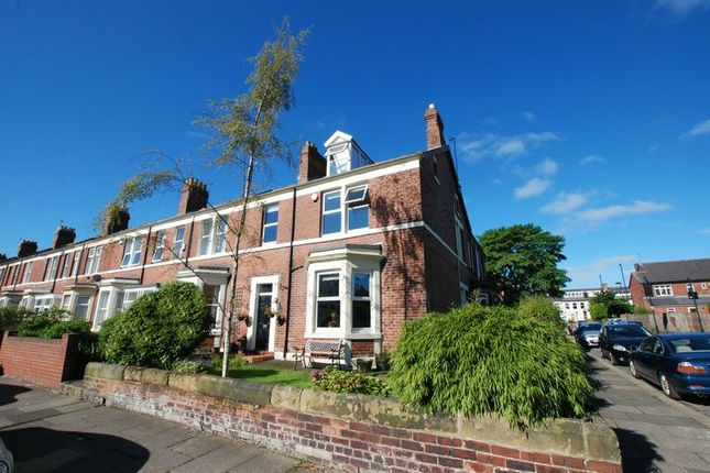 Thumbnail Terraced house for sale in Rothwell Road, Gosforth, Newcastle Upon Tyne