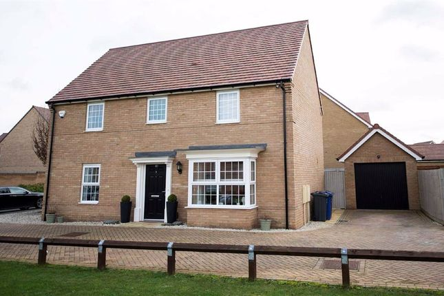 Thumbnail Detached house for sale in St Andrews Way, Stanford Le Hope, Essex