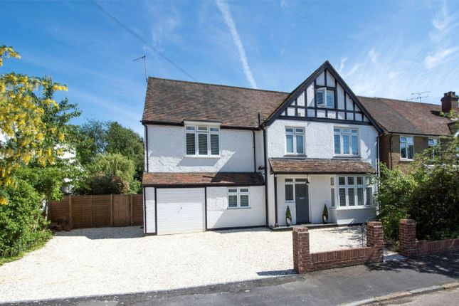 Thumbnail Detached house for sale in Kenilworth Road, Fleet