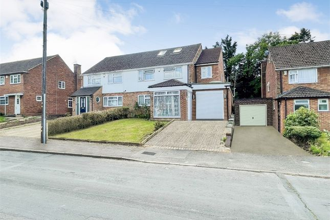 Thumbnail Semi-detached house to rent in Barton Road, Langley, Berkshire