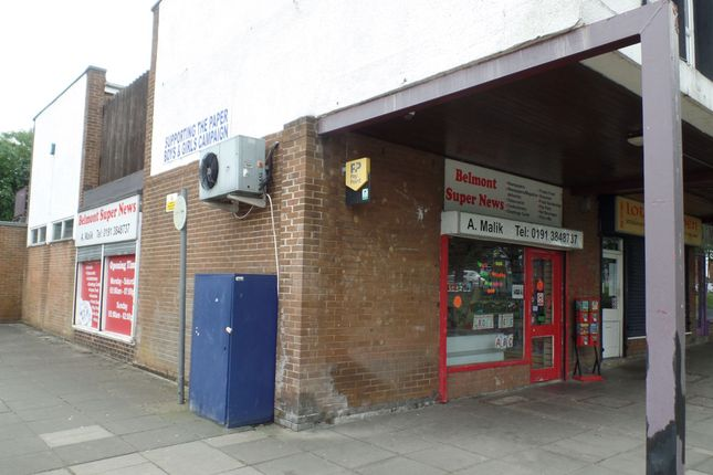Thumbnail Retail premises for sale in Cheveley Park Shopping Centre, Durham