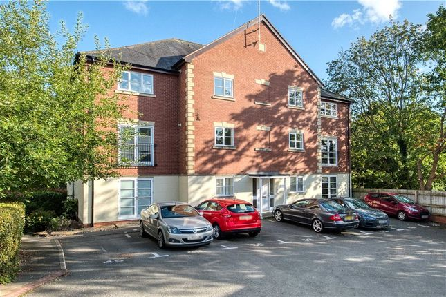 Thumbnail Flat for sale in Alder House, Lucas Court, Leamington Spa