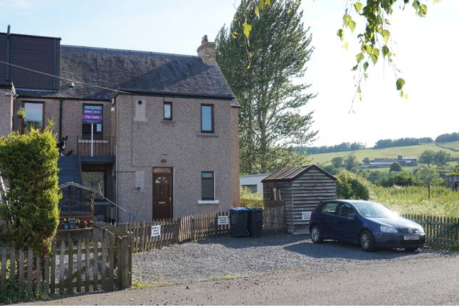 Thumbnail Flat for sale in Haughhead Road, Earlston