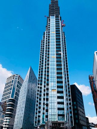 Thumbnail Flat for sale in 28.06 The Atlas Building, London