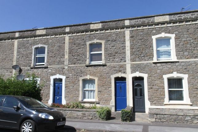 3 bed terraced house for sale in Melbourne Terrace, Clevedon