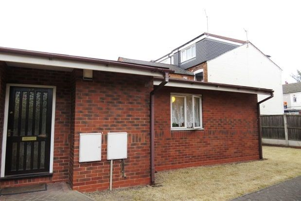 Thumbnail Detached bungalow to rent in Hubert Road, Selly Oak