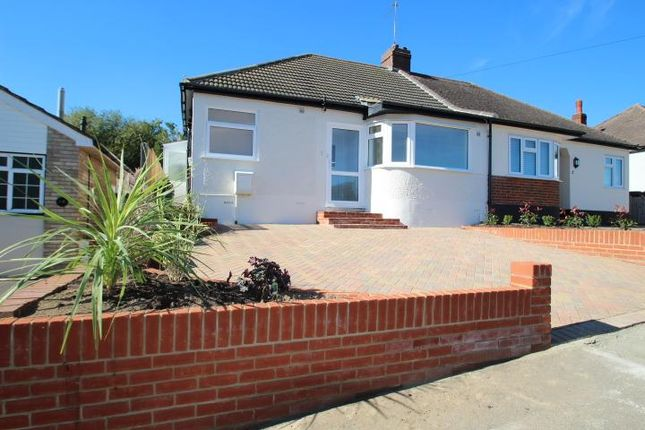 Thumbnail Semi-detached house to rent in Perry Hall Close, Orpington, Kent