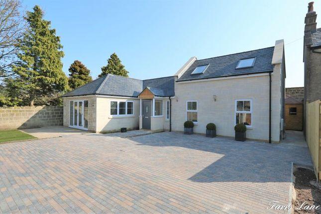 Thumbnail Detached bungalow for sale in Farrs Lane, Combe Down, Bath