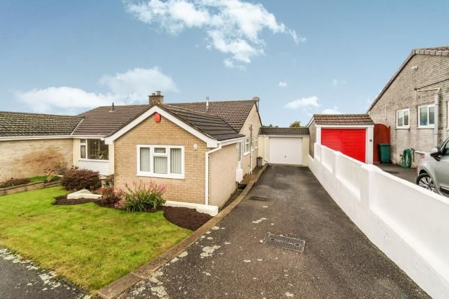Thumbnail Bungalow for sale in Callington, Cornwall, England
