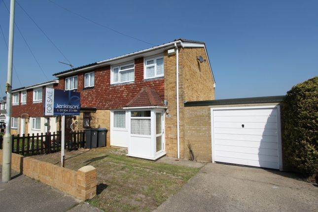 3 bed end terrace house for sale in St Richards Road, Deal