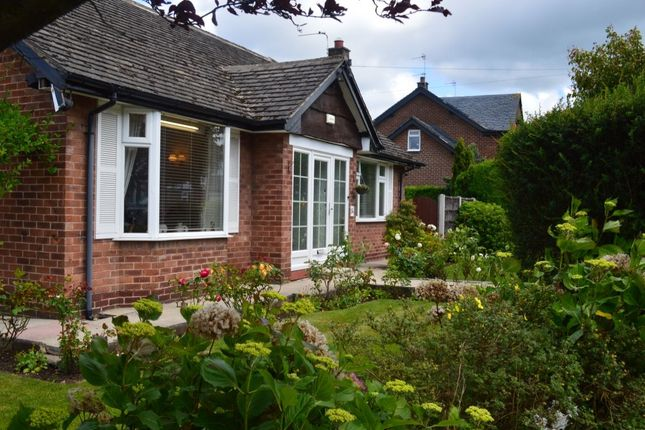 Thumbnail Bungalow for sale in St. Johns Road, Hazel Grove, Stockport