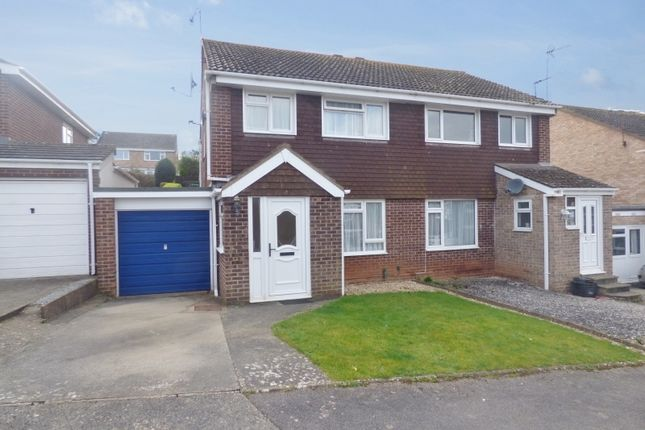 Thumbnail Semi-detached house for sale in Wyre Close, Paignton