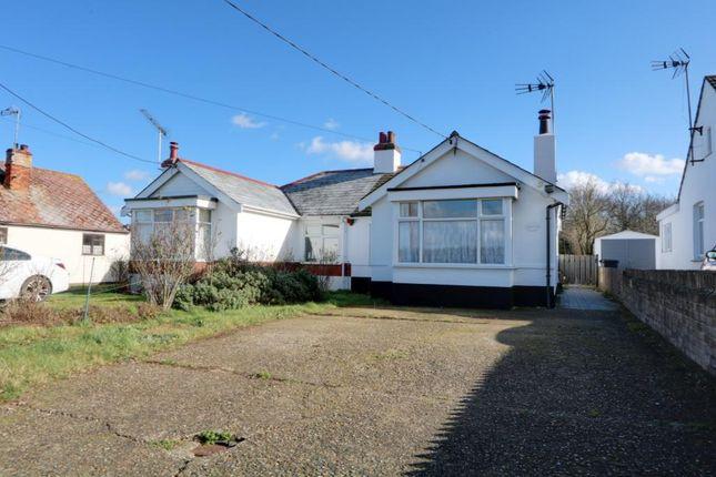 Thumbnail Semi-detached bungalow for sale in Fambridge Road, Rochford