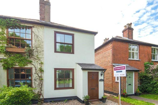 Thumbnail Semi-detached house for sale in Blackmore Road, Blackmore, Ingatestone, Essex