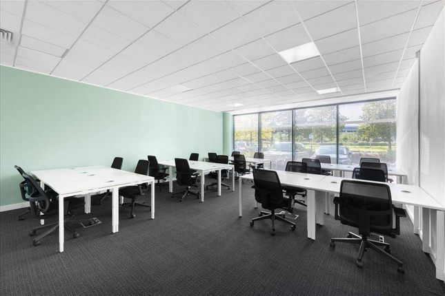 Thumbnail Office to let in Aviator Way, Manchester Int. Airport, Cheadle