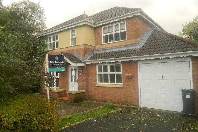 Thumbnail Property to rent in Elsham Close, Sharples, Bolton
