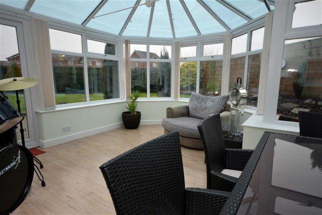 Thumbnail Detached house for sale in Hodgson Gardens, Millom, Cumbria