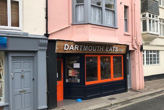Restaurant/cafe for sale in Outstanding Estuary Town Café & Eatery TQ6, Devon