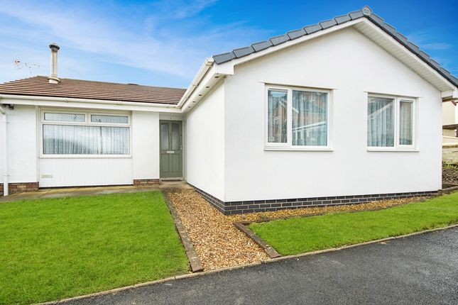 Thumbnail Detached bungalow for sale in Bryngwyn Close, Borth