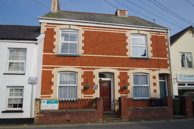 Thumbnail Terraced house for sale in South Street, Braunton