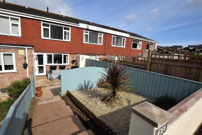 Thumbnail Terraced house for sale in Northleat Avenue, Paignton, Devon
