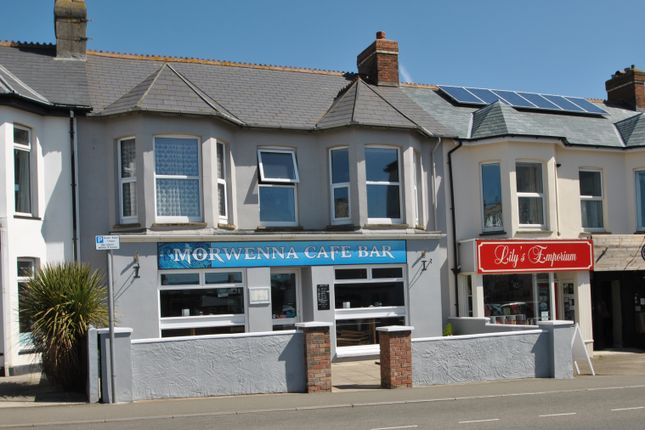 Thumbnail Restaurant/cafe to let in 2 Morwenna Terrace, Bude