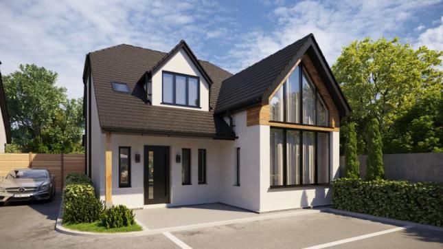 Thumbnail Detached house for sale in High Street, Great Wakering, Southend-On-Sea