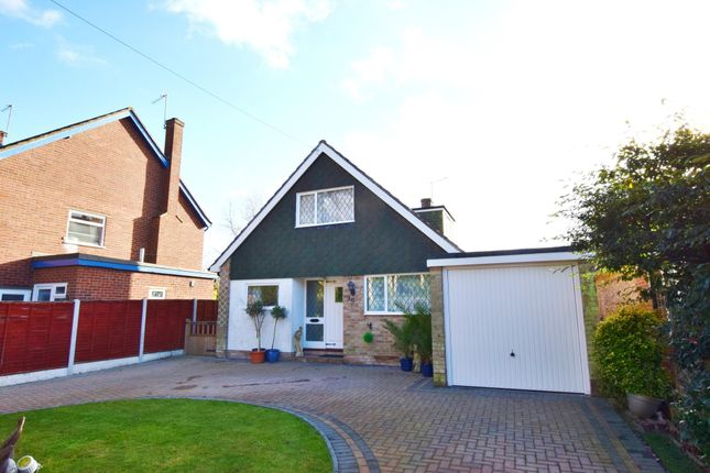 Thumbnail Detached house for sale in Compton Road, Church Crookham, Fleet