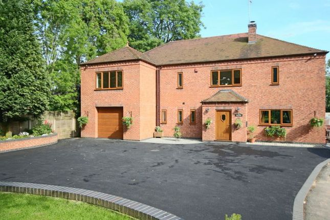 Thumbnail Detached house to rent in Cheadle Road, Blythe Bridge, Stoke-On-Trent