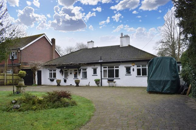 Thumbnail Detached bungalow for sale in Reigate Road, Ewell, Epsom