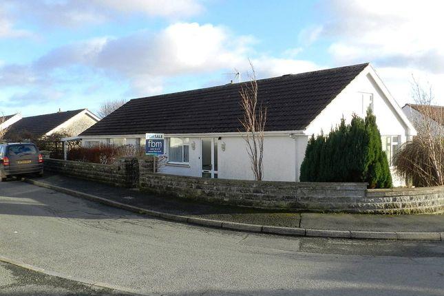 3 bed detached bungalow for sale in Haven Park Crescent, Haverfordwest, Pembrokeshire