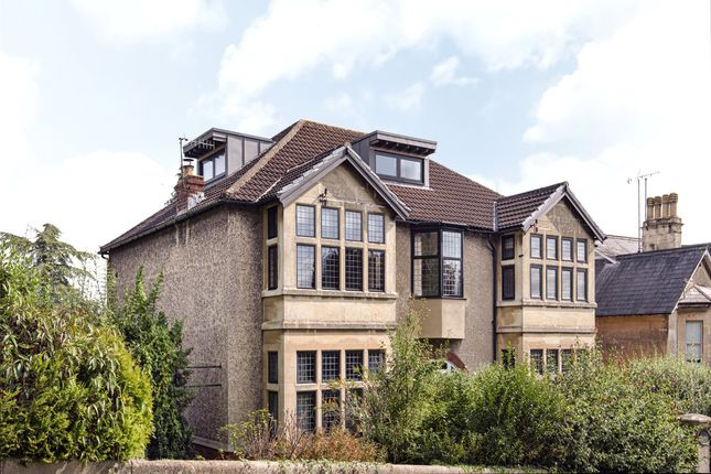 Front Elevation of Grosvenor Villas, Bath, Somerset BA1