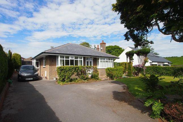 Thumbnail Detached bungalow for sale in Hatlex Hill, Hest Bank, Lancaster