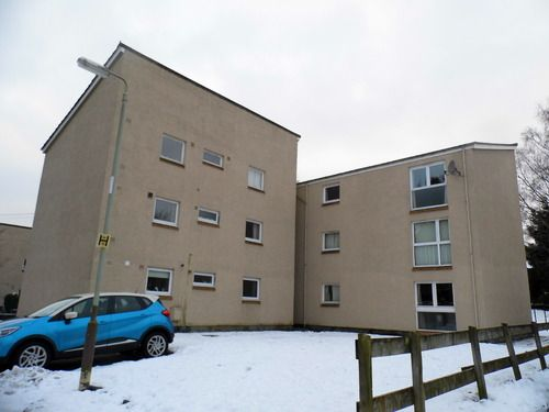 Thumbnail Flat to rent in Kennedy Place, Pitlochry