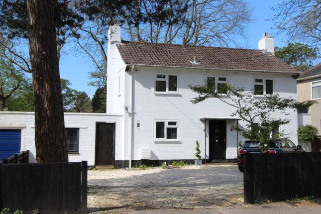 Thumbnail Detached house for sale in Kootenay Avenue, Southampton